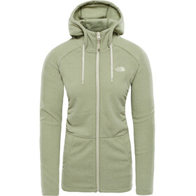 The North Face Mezzaluna - Veste Femme - vert